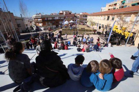 Bellavista estrena la manzana de equipamientos de la calle Rosselló