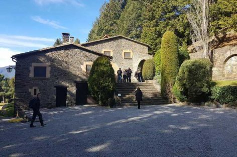 Generalitat y Diputación impulsan en el Montseny un centro de creación literaria