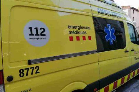 Un joven de 15 años fallece en Sant Celoni tras caerse desde un tercer piso
