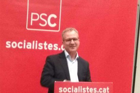 Josep Quesada designado candidato del PSC a la alcaldía de Cardedeu