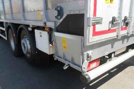 Encuentran 9 inmigrantes ilegales en el interior de un camión en Santa Perpètua