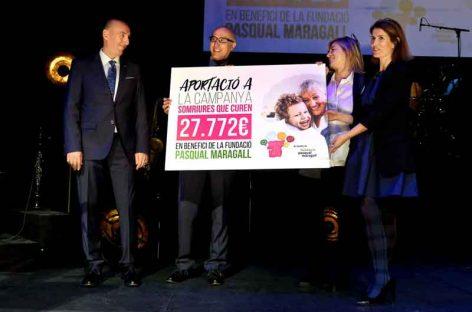 La Mútua capta 27.772 euros per la investigació de l'Alzheimer de la Fundació Pasqual Maragall