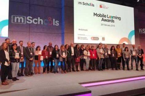 El IES La Roca del Valles gana el mSchools Mobile Learning Awards 2019