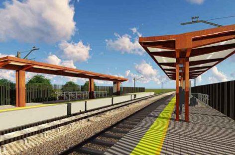 Renfe adjudica las obras para construir la estación de Santa Perpètua de Mogoda