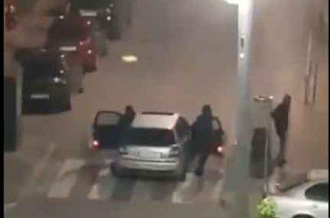 VIDEO: Cuatro ladrones asaltan una joyería de la Llagosta con toda tranquilidad pese a los gritos de alarma de los vecinos