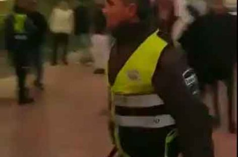 Los jóvenes que provocaron el tumulto en la estación de Granollers procedían de la discoteca Bora Bora