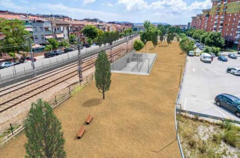 Comienzan las obras para conectar Can Mònic y Corró d'Avall con Bellavista