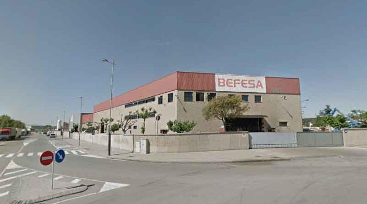 Los trabajadores de Befesa Aluminio de Les Franqueses convocan huelga indefinida por prácticas abusivas de la empresa