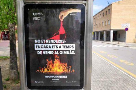 El Ayuntamiento de Sant Celoni obliga a retirar un anuncio considerado machista